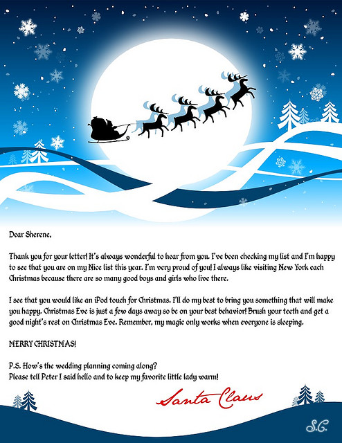 How to Write a Good Holiday Letter