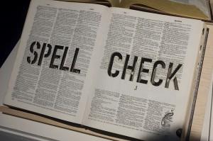 online spell check