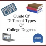 Guide Of Different Types Of College Degrees - Online Spellcheck