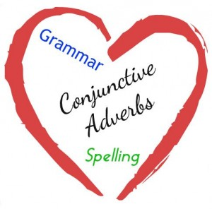 how to use conjunctive adverbs - Online Spellcheck