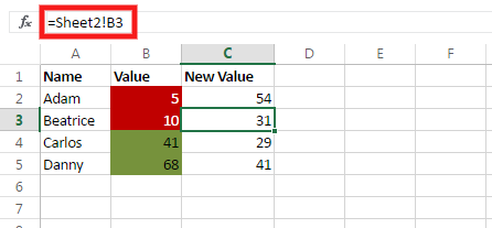 OS_DiffSheet_Excel