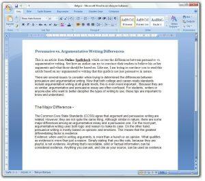 Credit card persuasive essay