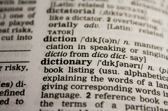 How To Get Your Made Up Word In The Dictionary