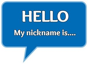 Why do they call it a nickname?
