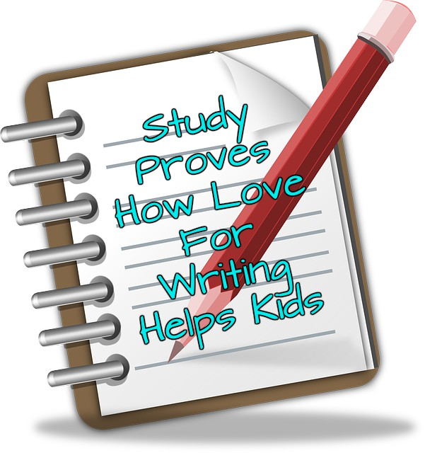 Study Proves How Love For Writing Helps Kids