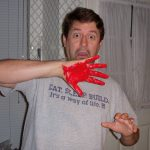 """All About The Term """"Caught Red Handed"""""""